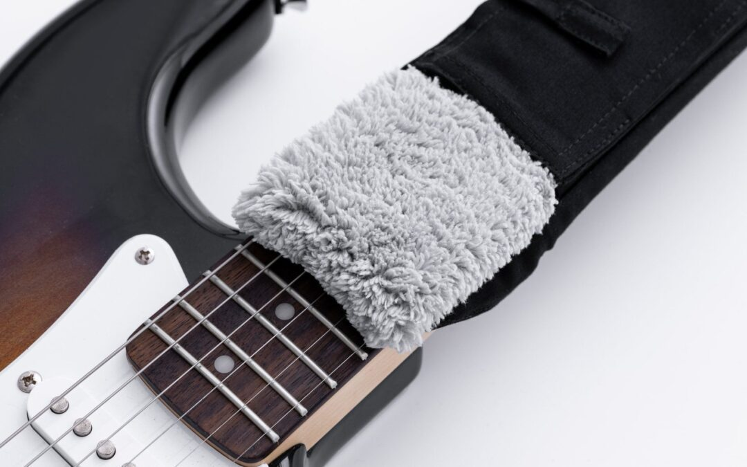 Protecting your Guitar Strings