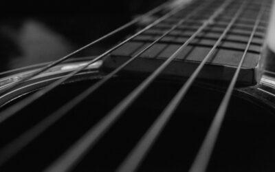 Guitar String Gauge Preferences