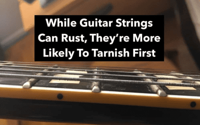 Rust vs Tarnishing: Difference, Causes, and How To Avoid It
